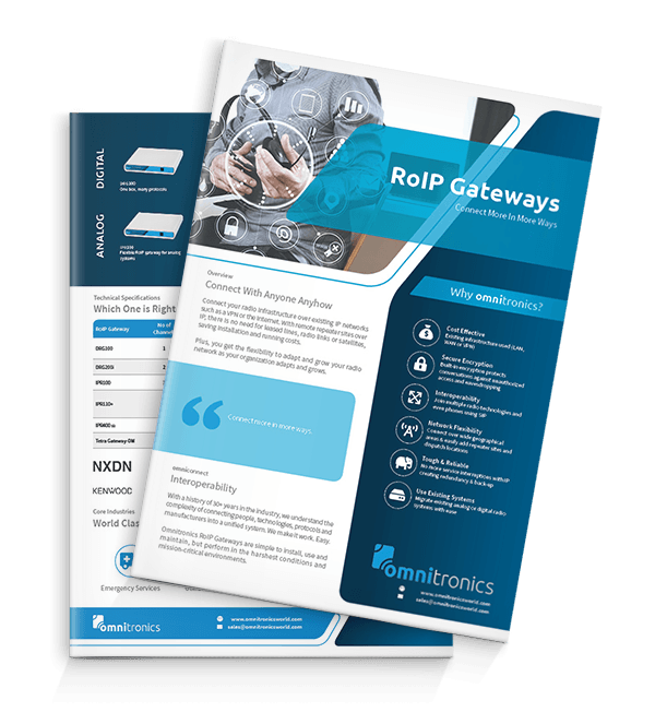 software roip gateway